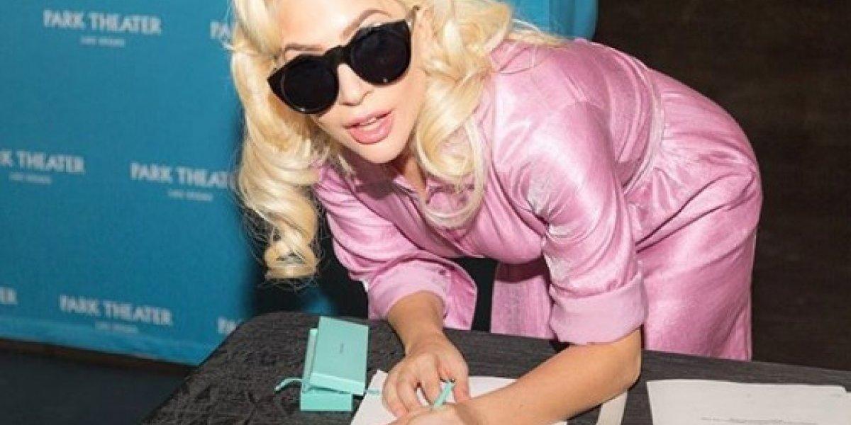Lady Gaga tendrá su residencia en Las Vegas