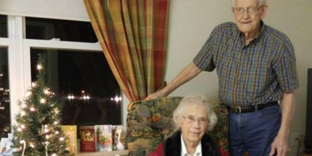 Após 73 anos juntos, casal vai passar Natal separado após transferência de asilo