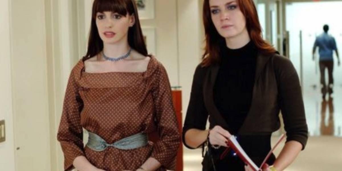 Así es como luce actualmente Emily de 'El diablo viste a la moda'