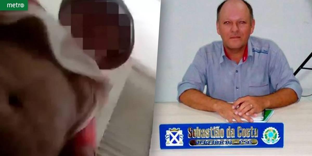 Vídeo de vereador se masturbando em escola pública revolta população da Paraíba