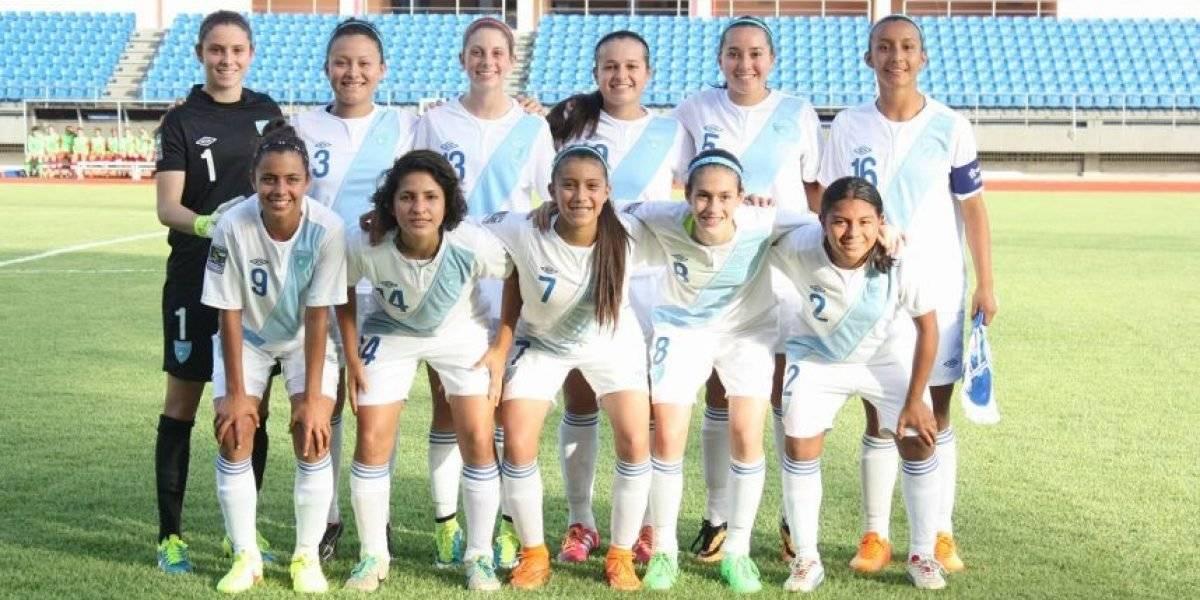 La selección femenina ya se perdió de un torneo clasificatorio de Concacaf