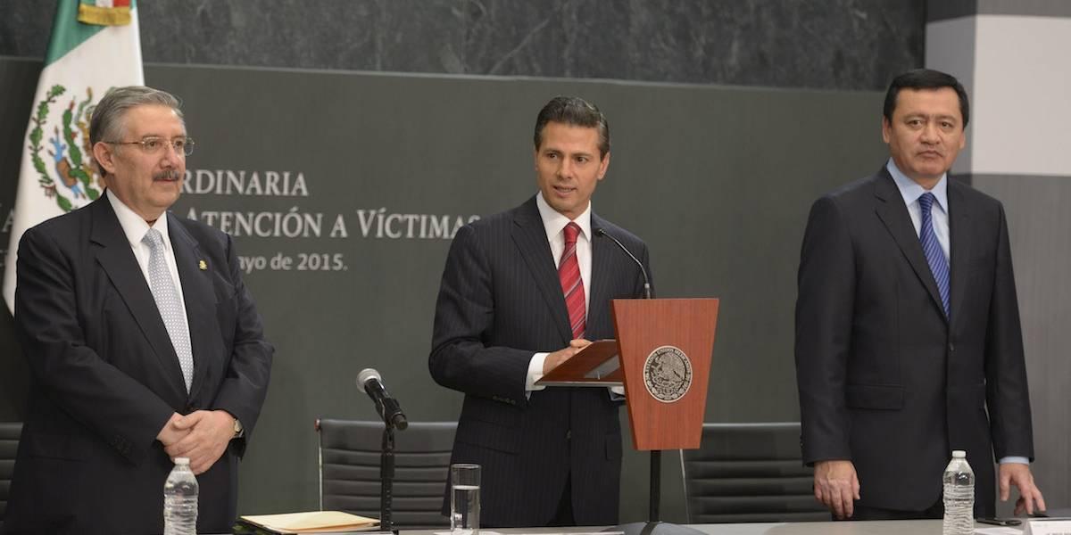 Desea Peña Nieto un año 2018 pleno de salud y trabajo