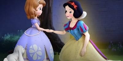 Blancanives, la primera princesa de Disney.