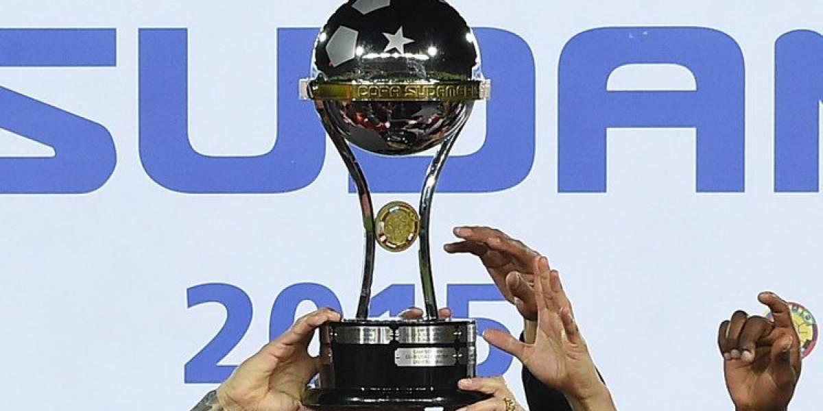 El sorteo de la Copa Sudamericana se portó bien con los equipos chilenos