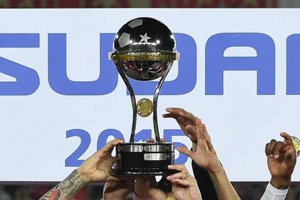 Los rivales de los equipos chilenos en la Copa Sudamericana 2018