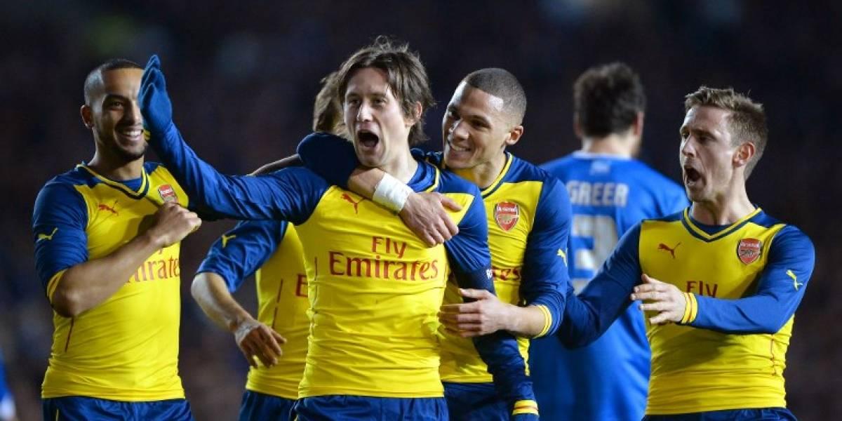 Una leyenda del Arsenal anuncia su retiro del fútbol