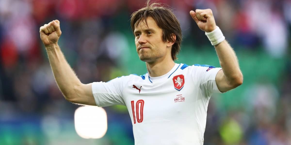 Tomas Rosicky anuncia su retiro del futbol: 'No tengo nada que ofrecer'