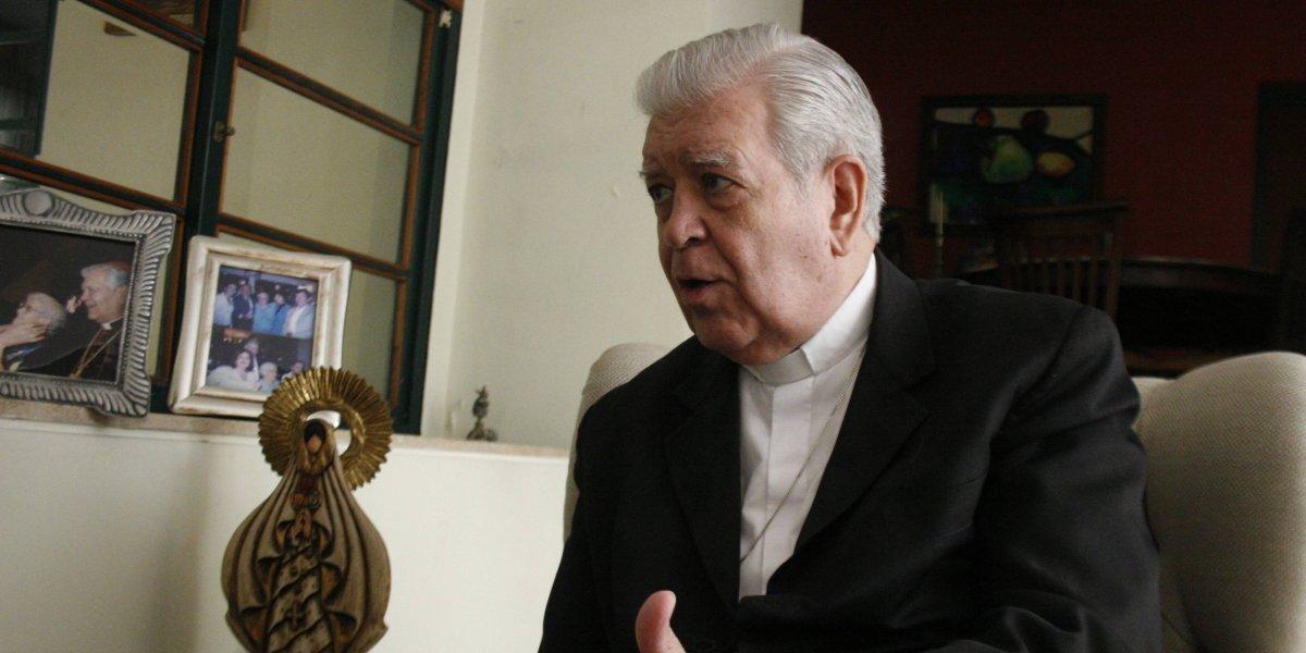 Cardenal venezolano pide seriedad a las partes en negociaciones por crisis