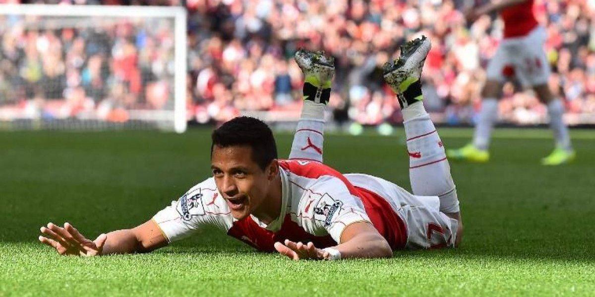 Alexis atrasaría su salida de Arsenal para convertirse en uno de los futbolistas mejor pagados