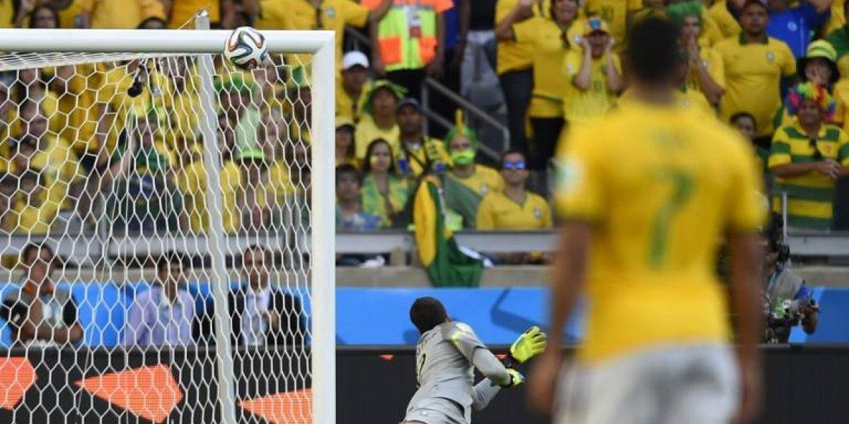Mauricio Pinilla volverá al lugar donde protagonizó el imborrable palo del Mundial 2014