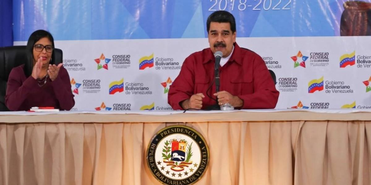 Maduro avanza hacia la eliminación de toda oposición