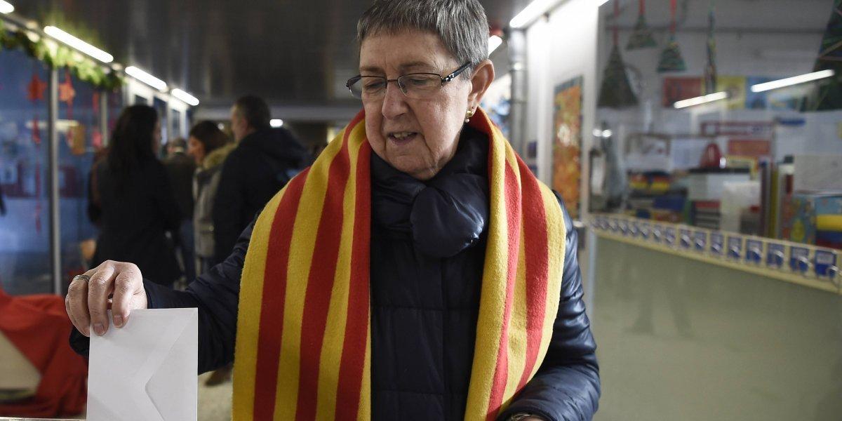 Los independentistas triunfan en las elecciones de Cataluña