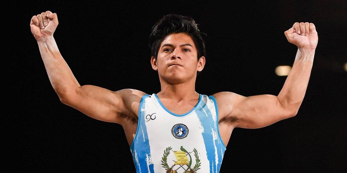 El 2017 fue el gran año de Jorge Vega como figura élite de la gimnasia