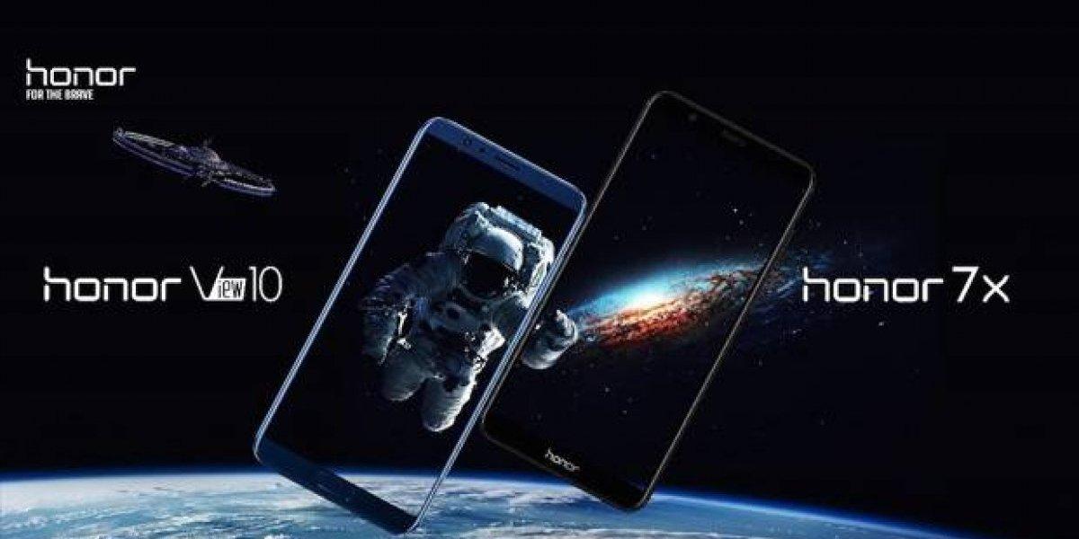 ¡Confirmado! Sí habrá línea Honor Huawei en Latinoamérica