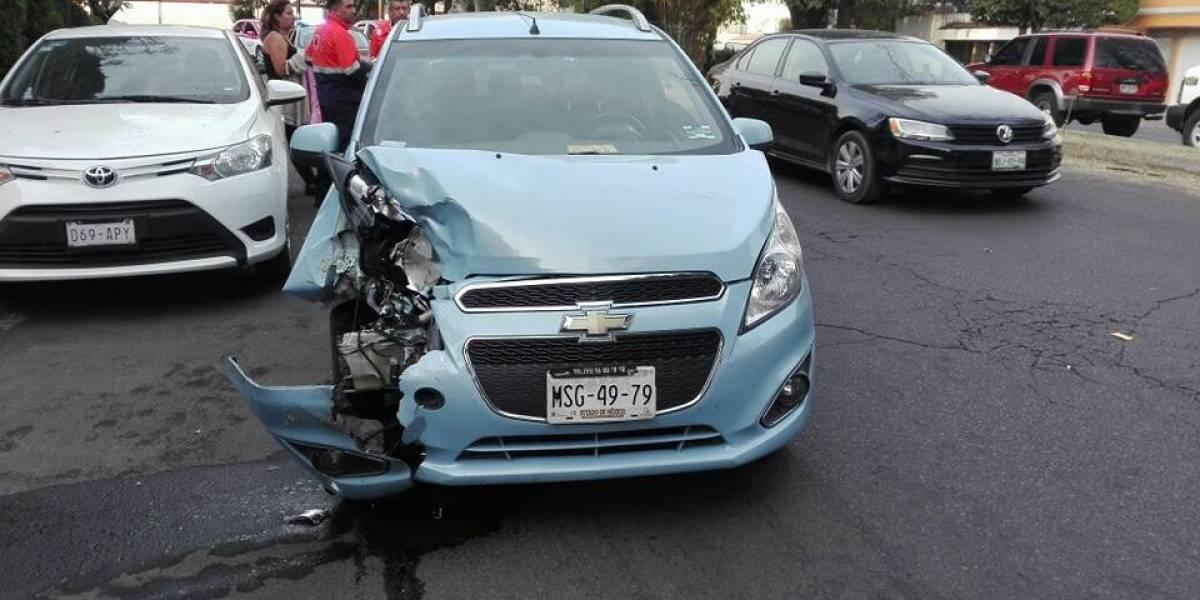Fiscalía de Coyoacán libera a funcionaria que atropelló a mujer y a sus dos hijas
