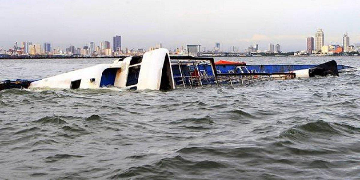 Varios muertos y desaparecidos tras hundirse ferry en Filipinas