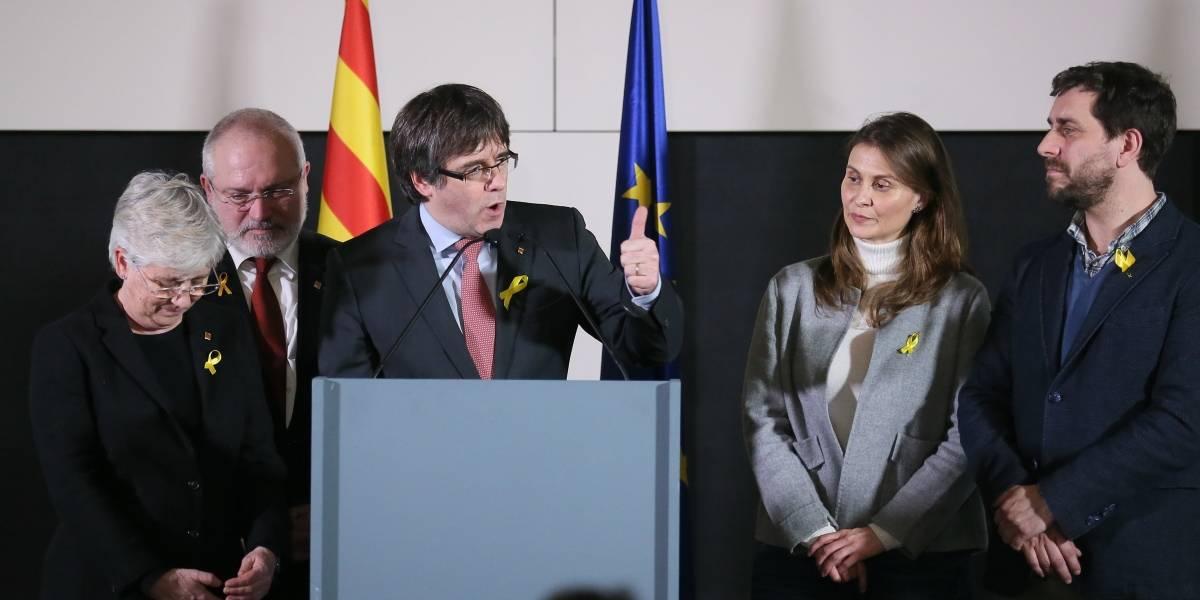 El independentismo conserva la mayoría en Cataluña