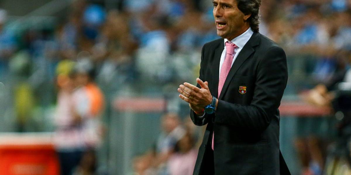 Guillermo Almada, considerado para el mejor DT de América