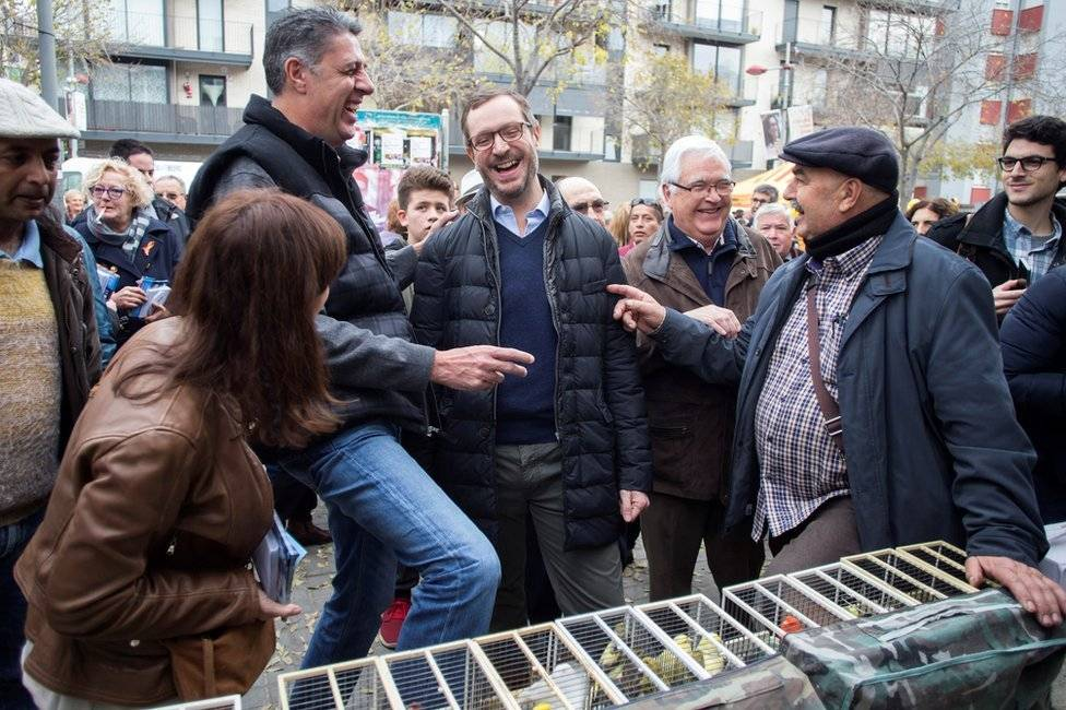 Separatistas devem ter maioria na Catalunha, diz boca de urna