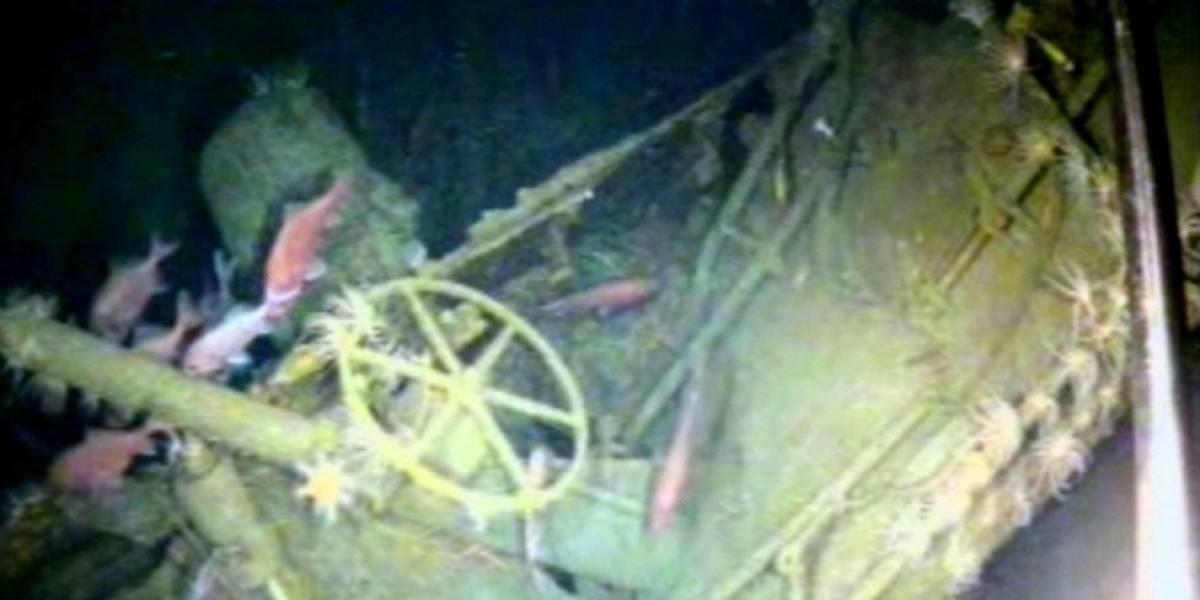 Marinha australiana resolve mistério centenário de submarino afundado na 1ª Guerra