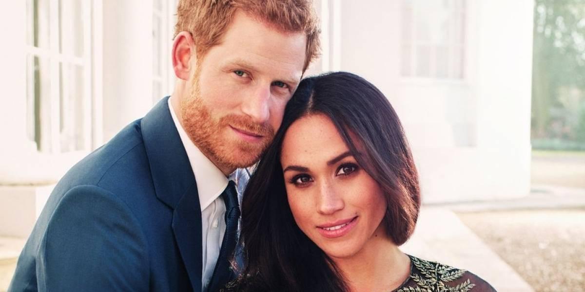 Família real divulga fotos oficiais do noivado do príncipe Harry com Meghan Markle