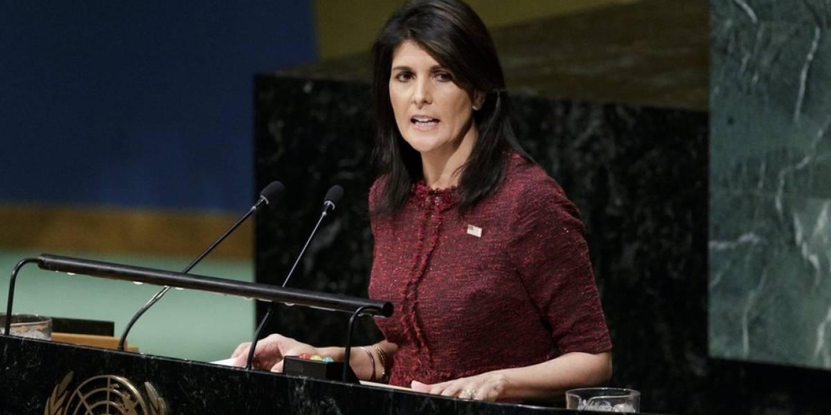 EE.UU. se retirará de Consejo de Derechos Humanos de ONU