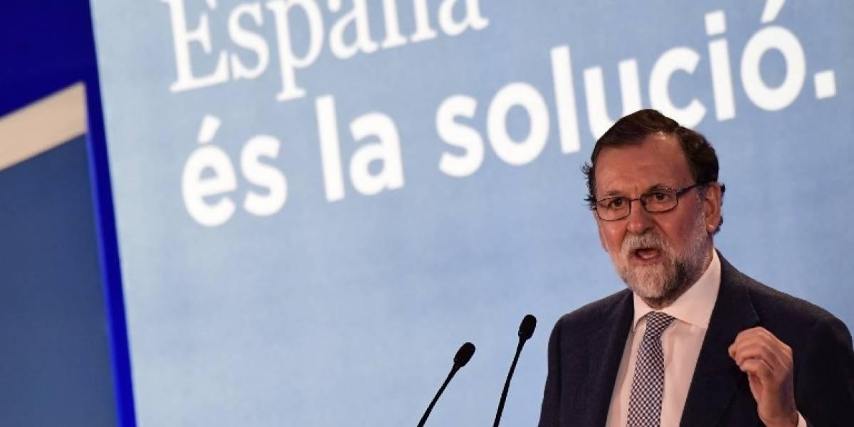 La fuerte advertencia que hizo Rajoy antes de las elecciones en Cataluña