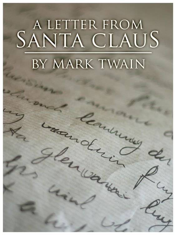 Carta de Santa Claus Mark Twain