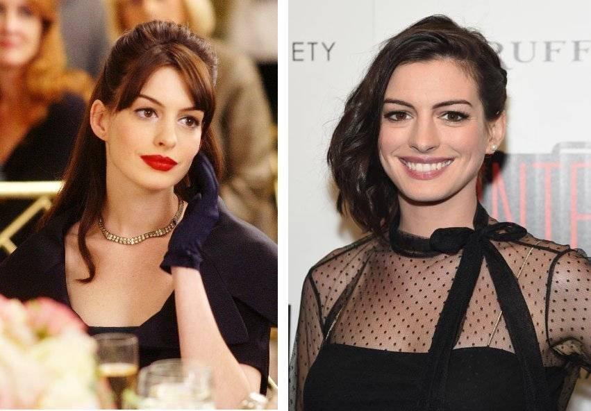 Anne Hathaway O Diabo Veste Prada