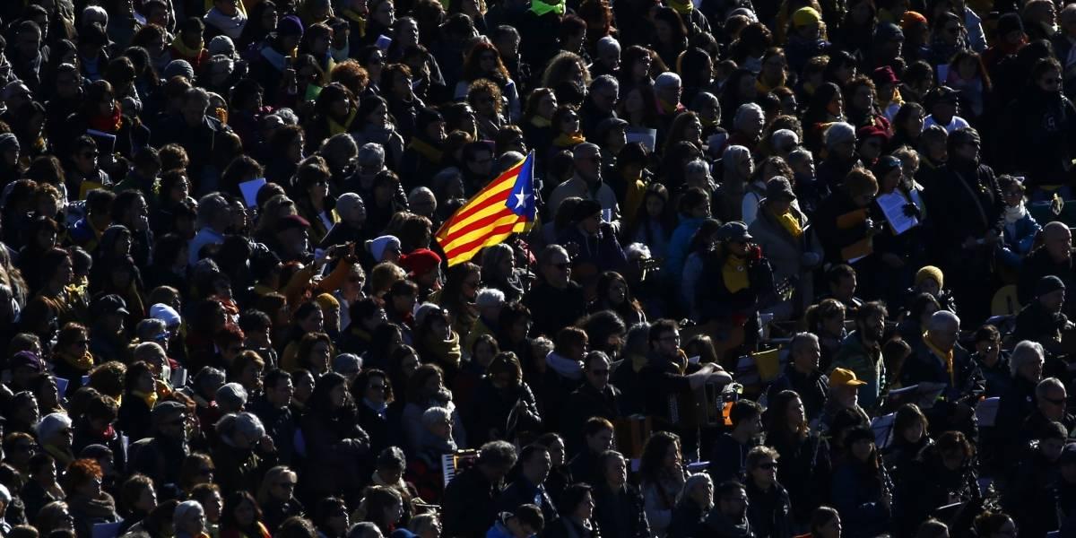 Independentistas mantienen la mayoría en Cataluña