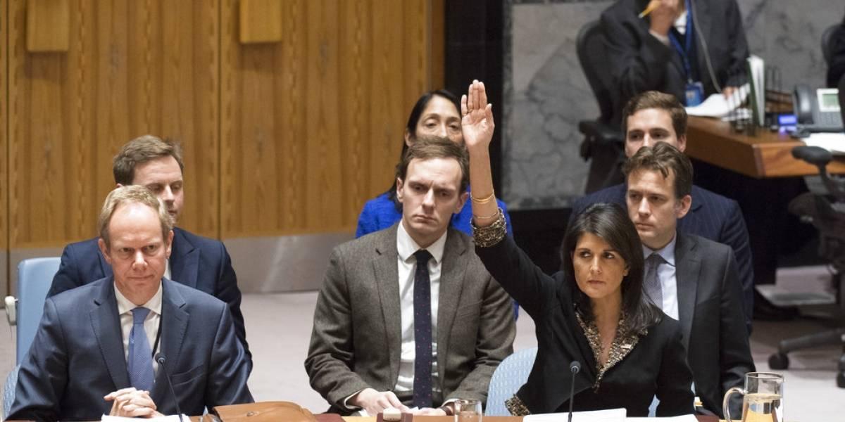 Más de 120 países en la ONU condenan decisión de EE. UU. sobre Jerusalén
