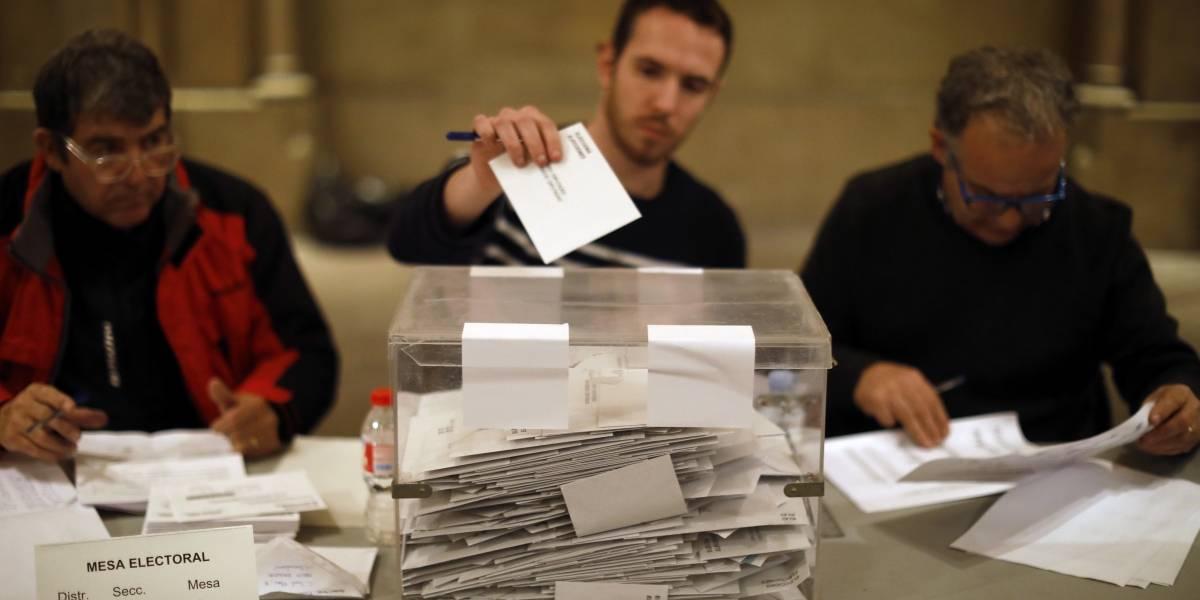 Independentistas obtienen mayoría en las elecciones de Cataluña