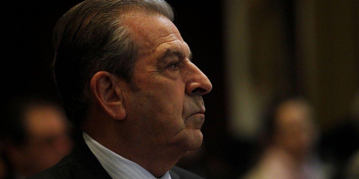Ex Presidente Eduardo Frei se encuentra