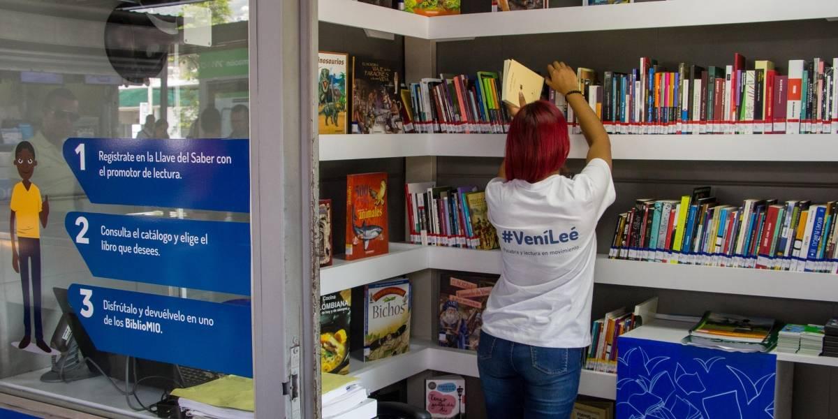 El MIO, ahora con bibliotecas para el disfrute de sus usuarios