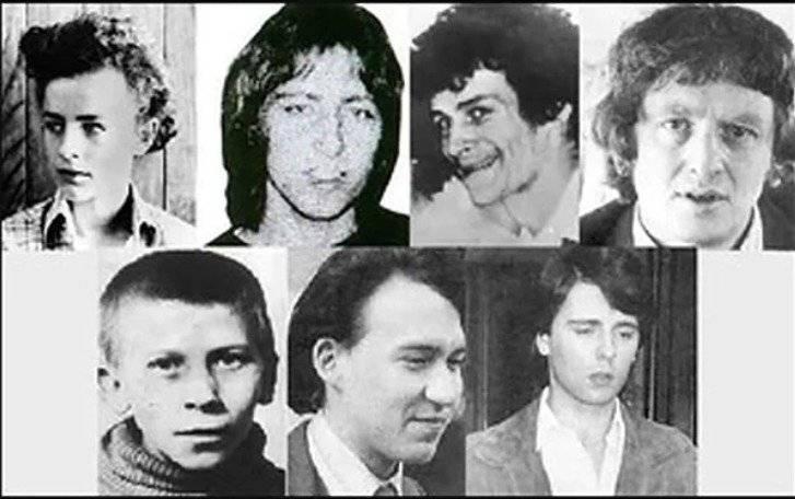 Las víctimas de Dennis Nilsen