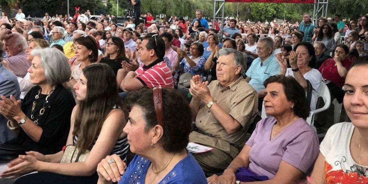 Concierto gratuito: Maestro Eduardo Browne liderará show navideño en Los Dominicos