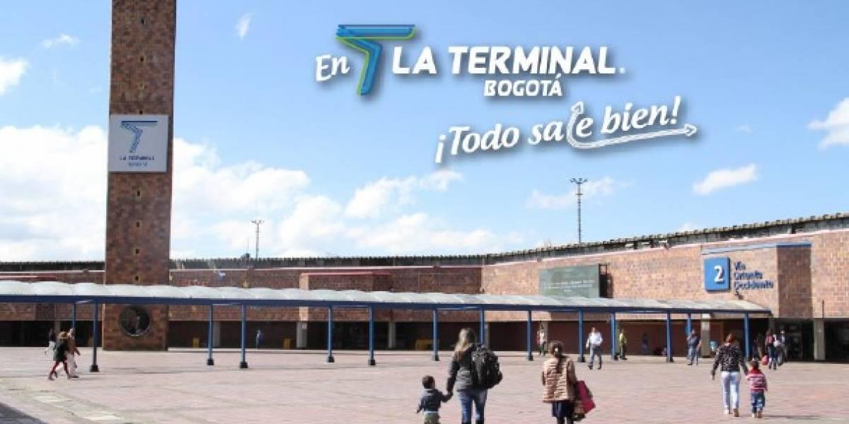 Cerca de 881.203 pasajeros movilizarán las terminales de Bogotá durante este fin de año