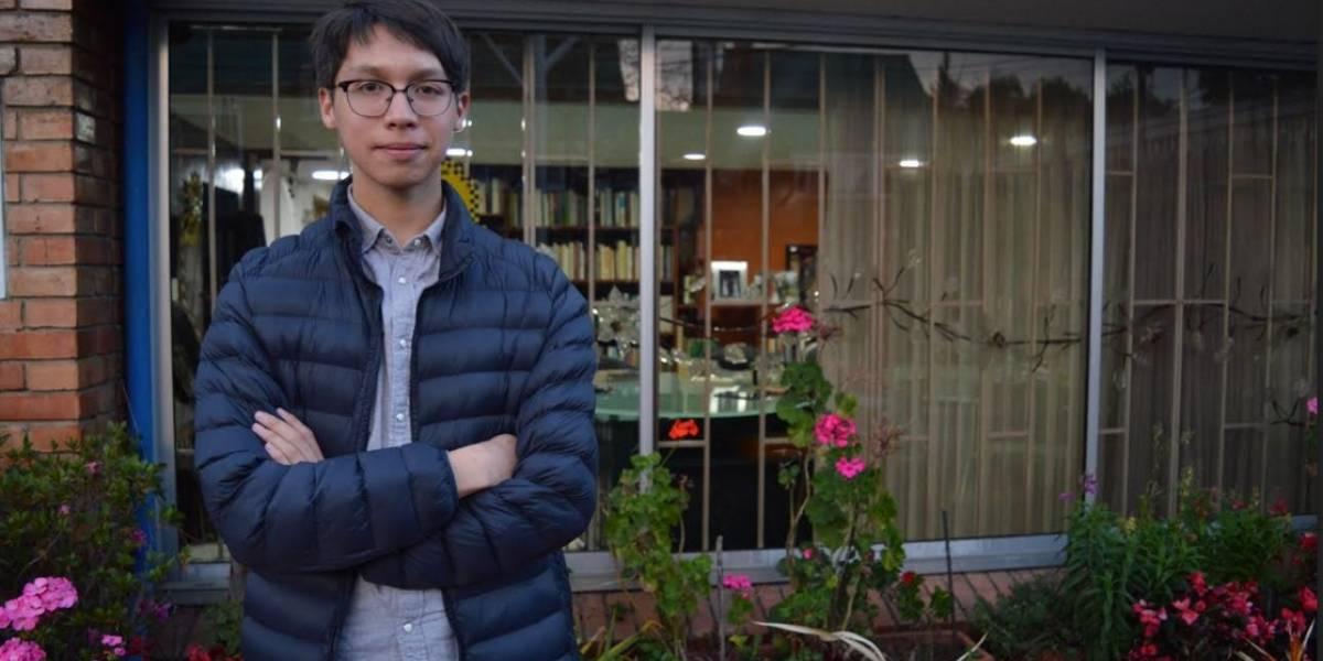 """""""Esto no es cuestión de ser genio, sino de ser aplicado"""": Santiago Beltrán"""