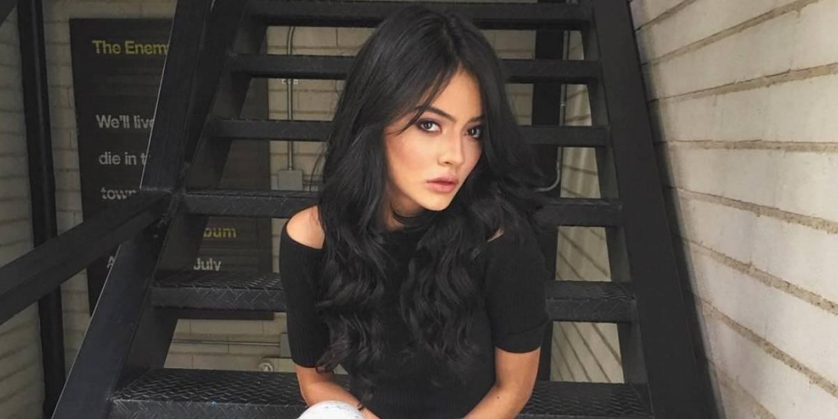 Esta es la hermana de la actriz Yuri Vargas que causa revuelo en redes por sus sensuales fotos