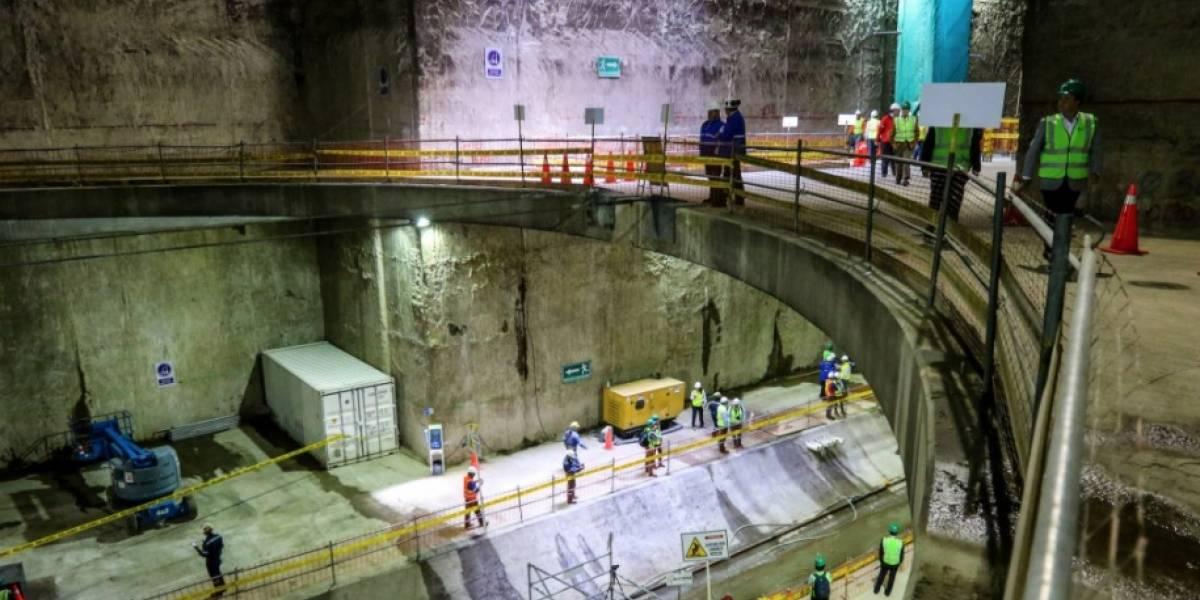 Odebrecht ratifica su salida del Consorcio Línea 1 Metro de Quito