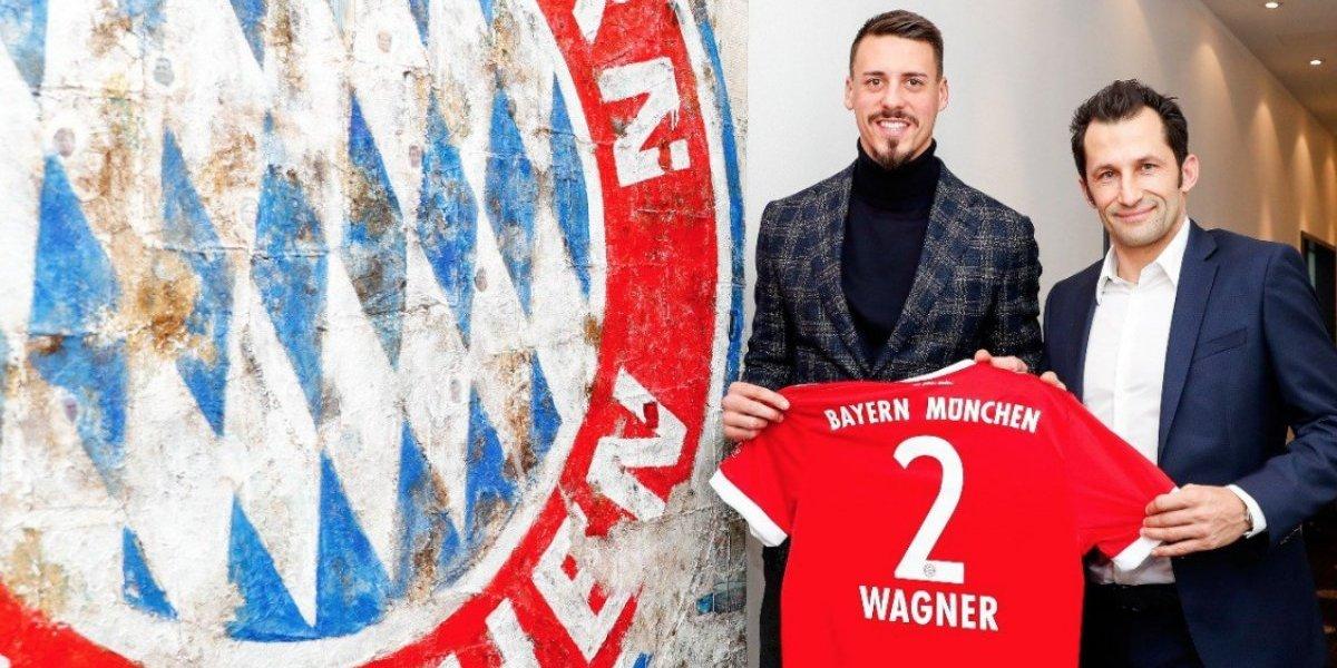 Bayern Munich no pierde el tiempo y ficha al reemplazante de Lewandowski