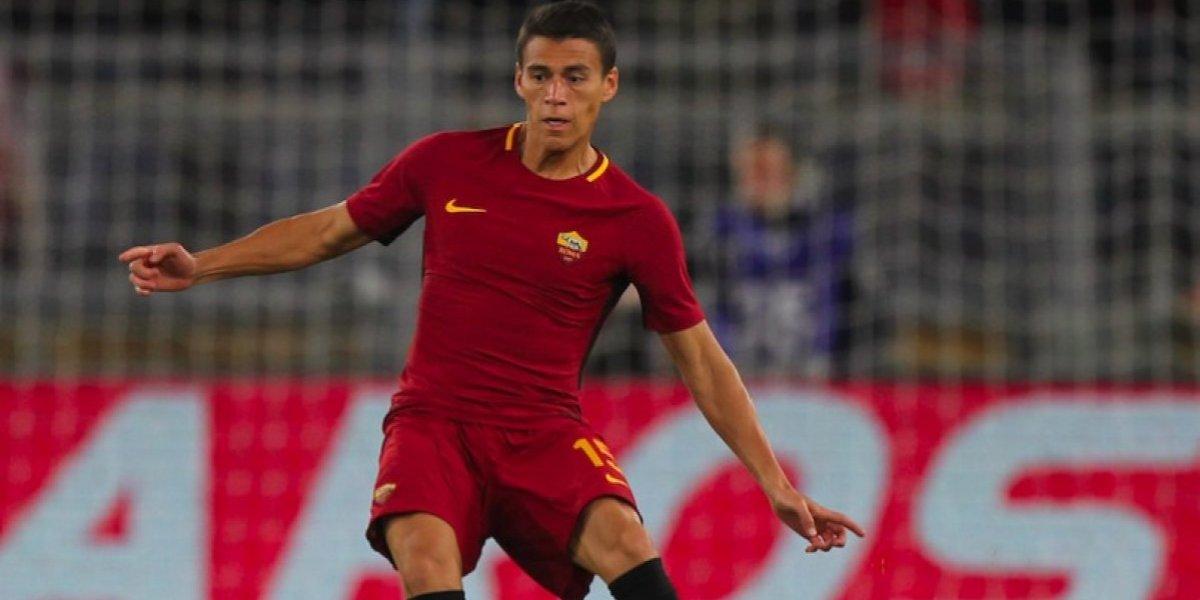 La Roma se niega en soltar a Héctor Moreno con Chivas