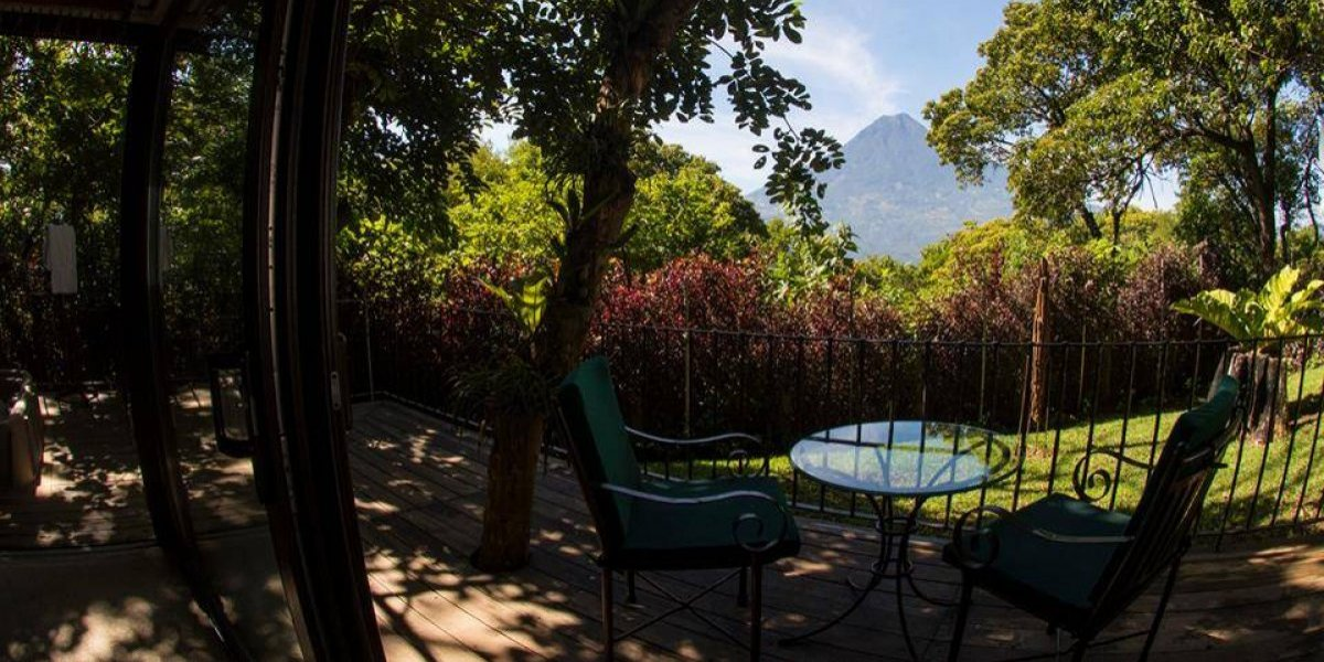 Restaurantes en Guatemala con jardines y terrazas que enamoran
