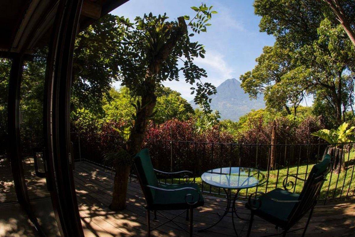 Restaurantes En Guatemala Con Jardines Y Terrazas Que