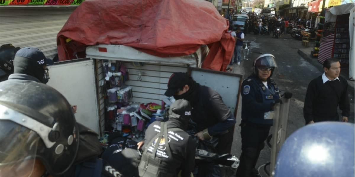 Venta de celulares usados provoca asaltos, afirma Mancera