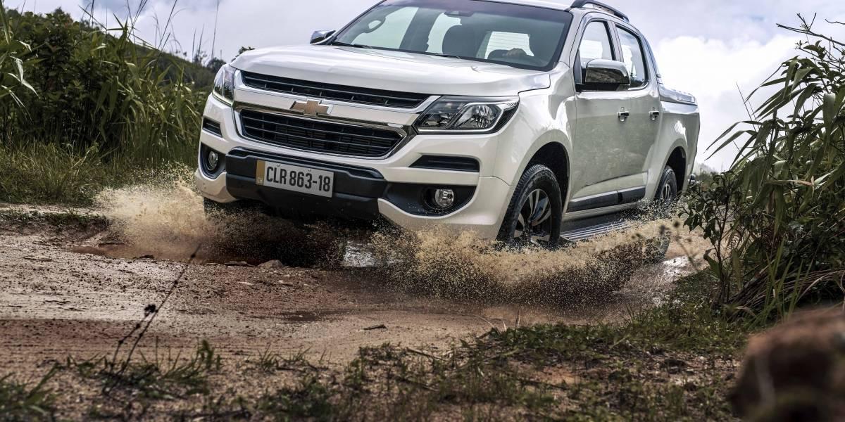 Chevrolet Colorado 2018: un segundo escalón para las pickups
