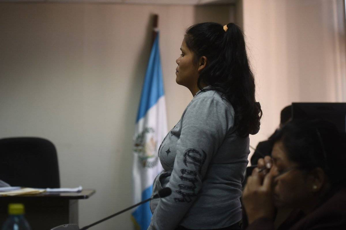 Andrea Estrada, sentenciada por extorsión