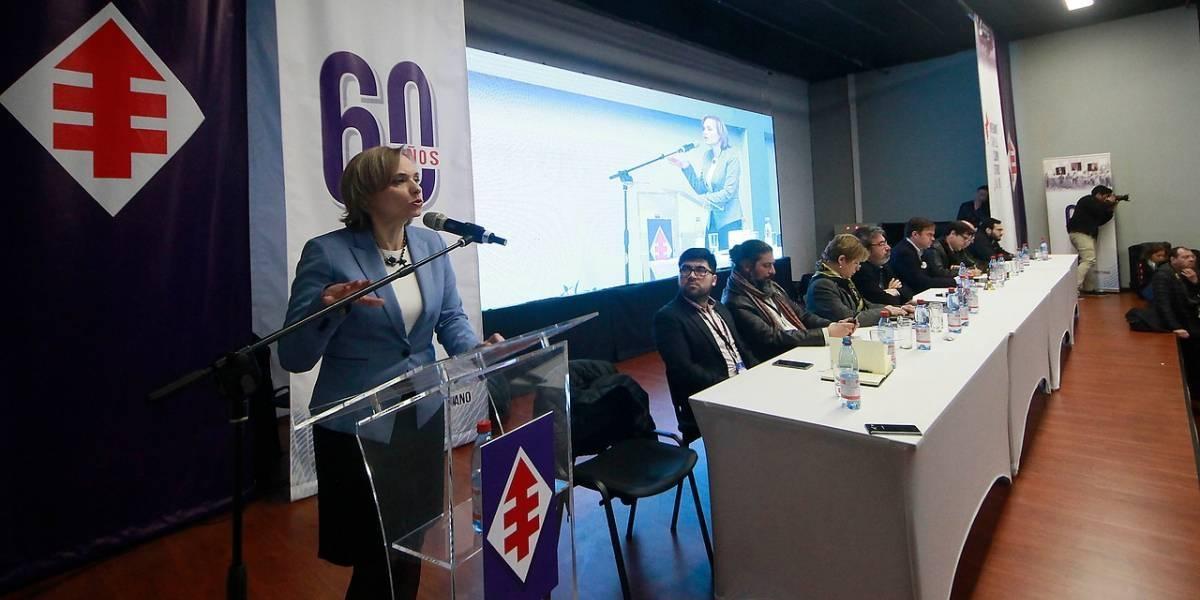 """La DC se distancia de los dichos de Mariana Aylwin y Chile Vamos: """"Nada más lejos de nuestros proyectos"""""""