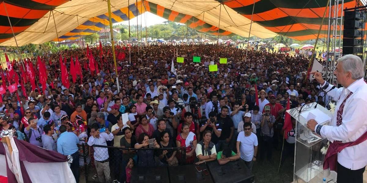No otorgaré amnistía a Yunes, Duarte, Salinas y Fox: López Obrador