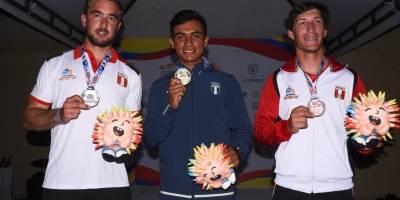 Guatemala tuvo una destacada actuación en los Juegos Bolivarianos